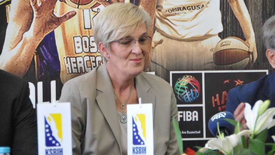Razija Mujanović, košarka
