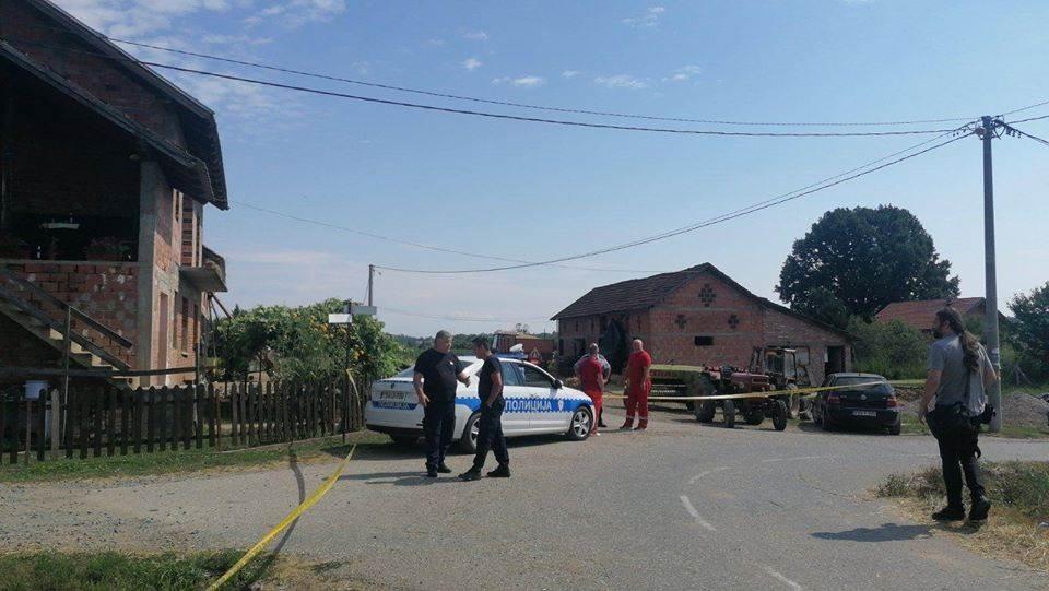 Policija kod Gradiške zbog talačke krize
