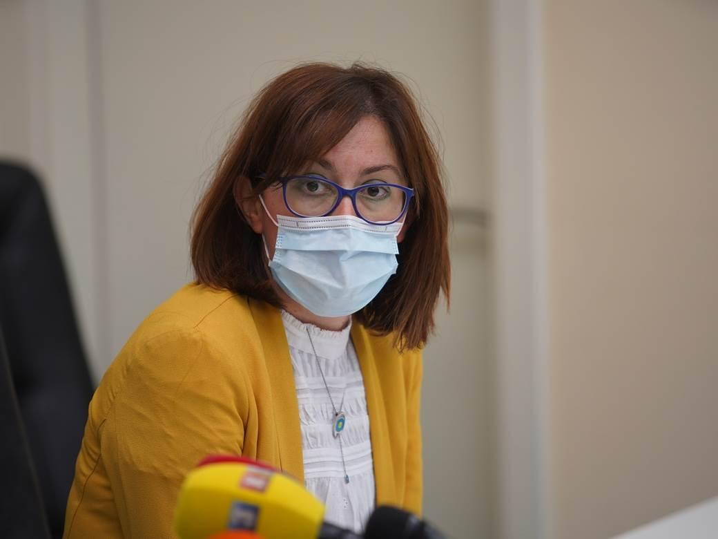 Jelena Đaković Dević, epidemilog u Institutu za javno zdravstvo RS.