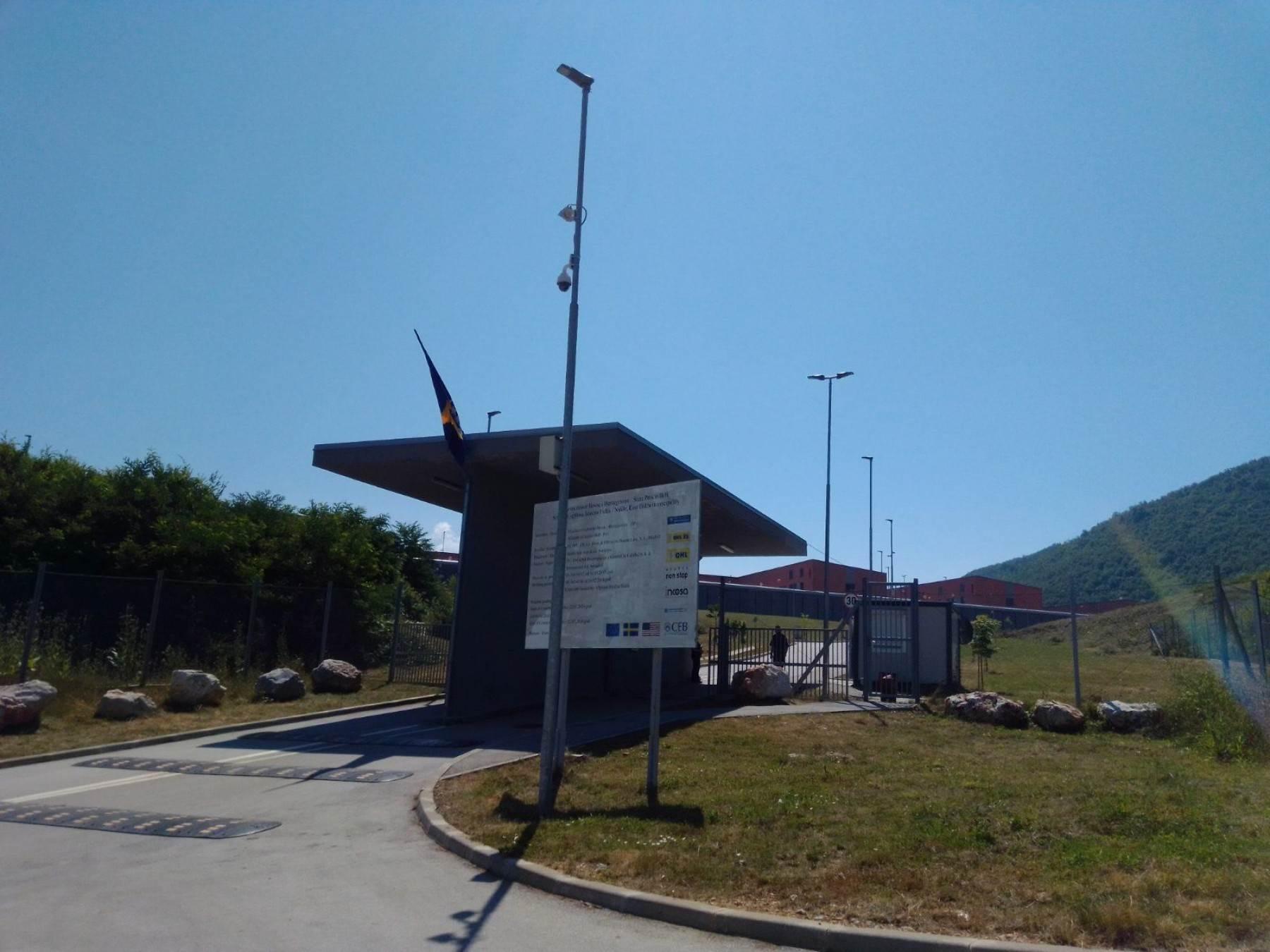 Zatvor, Istočna Ilidža