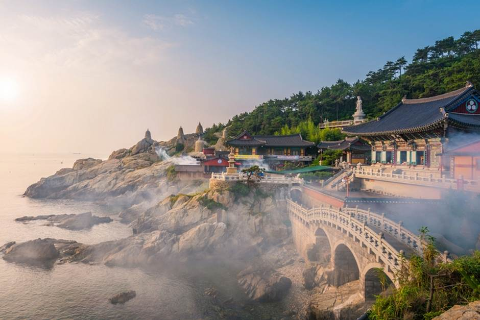 Budizam, Koreja