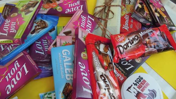 čokolade, Čokoladni nemiri, Banjaluka