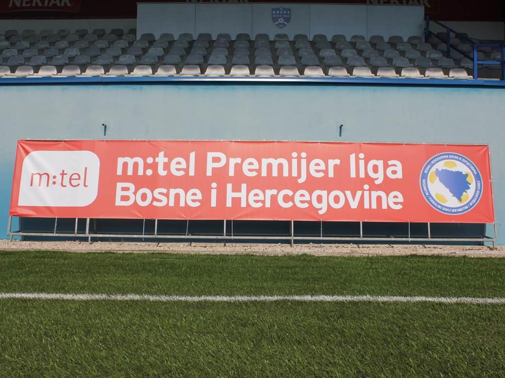 Stadion FK Krupa na Vrbasu, Premijer liga BiH, PLBiH