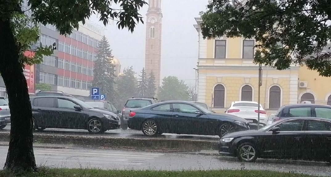 kiša, nevrijeme