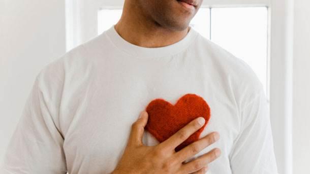 ljubav, srce, muškarac