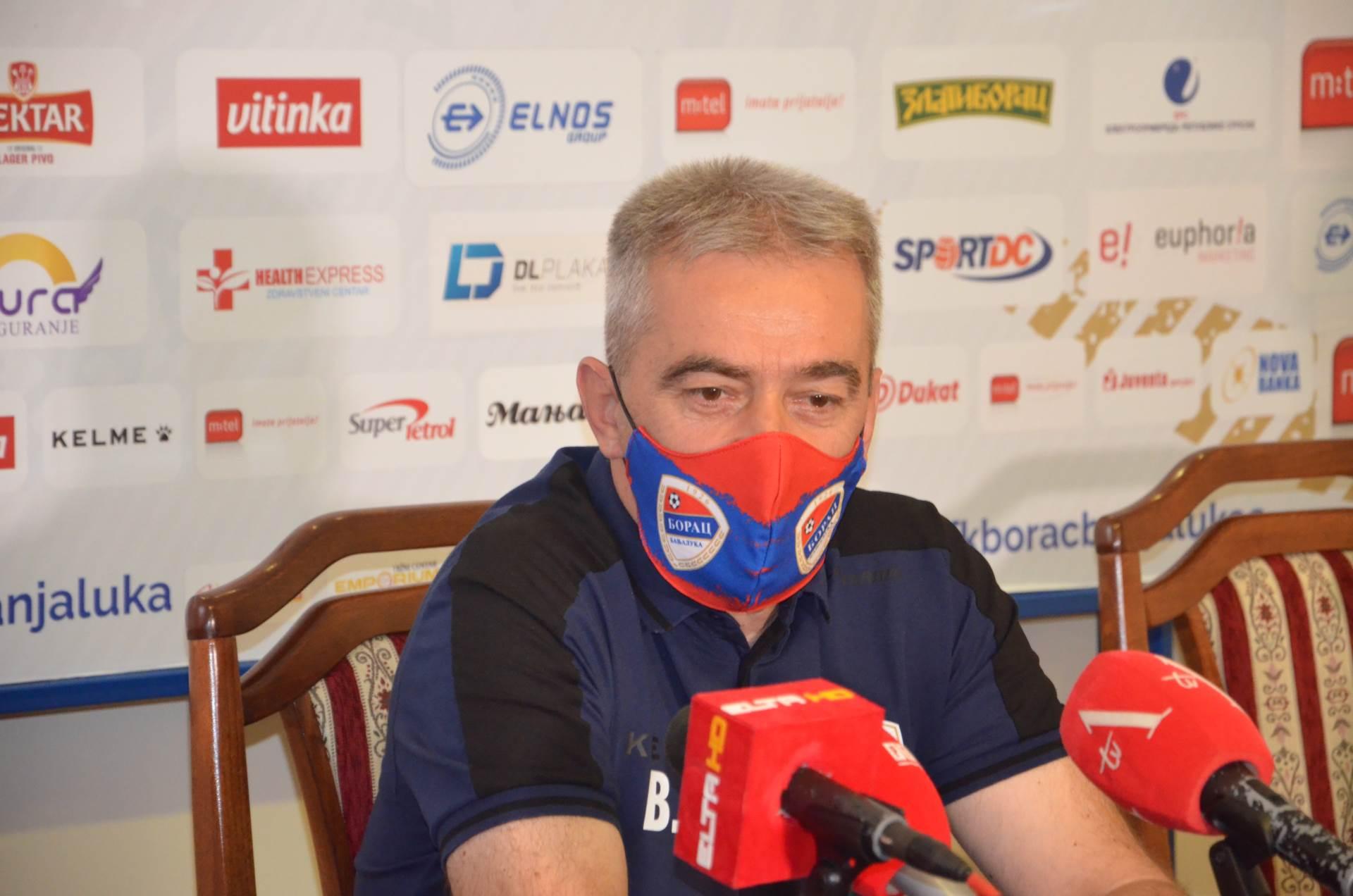Vlado Jagodić, FK Borac, fudbal, Premijer liga BiH