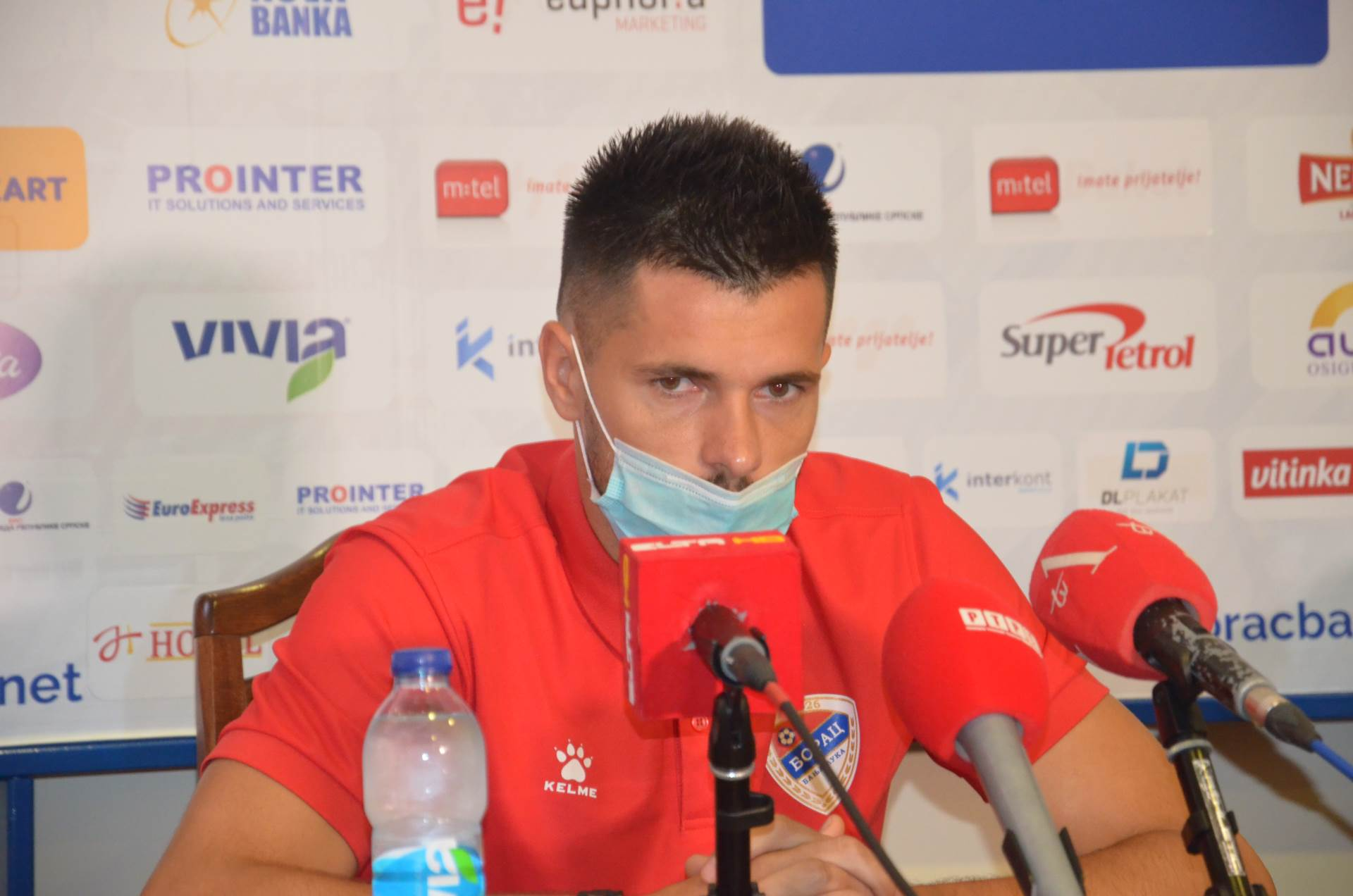 Goran Zakarić, FK Borac