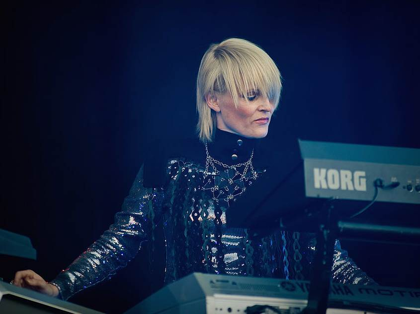 faithless, sister bliss