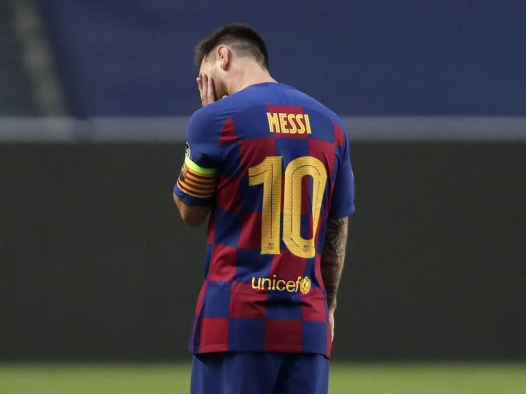 Lionel Mesi Barselona
