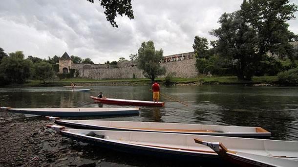 dajak, Ljeto na Vrbasu, Banjaluka