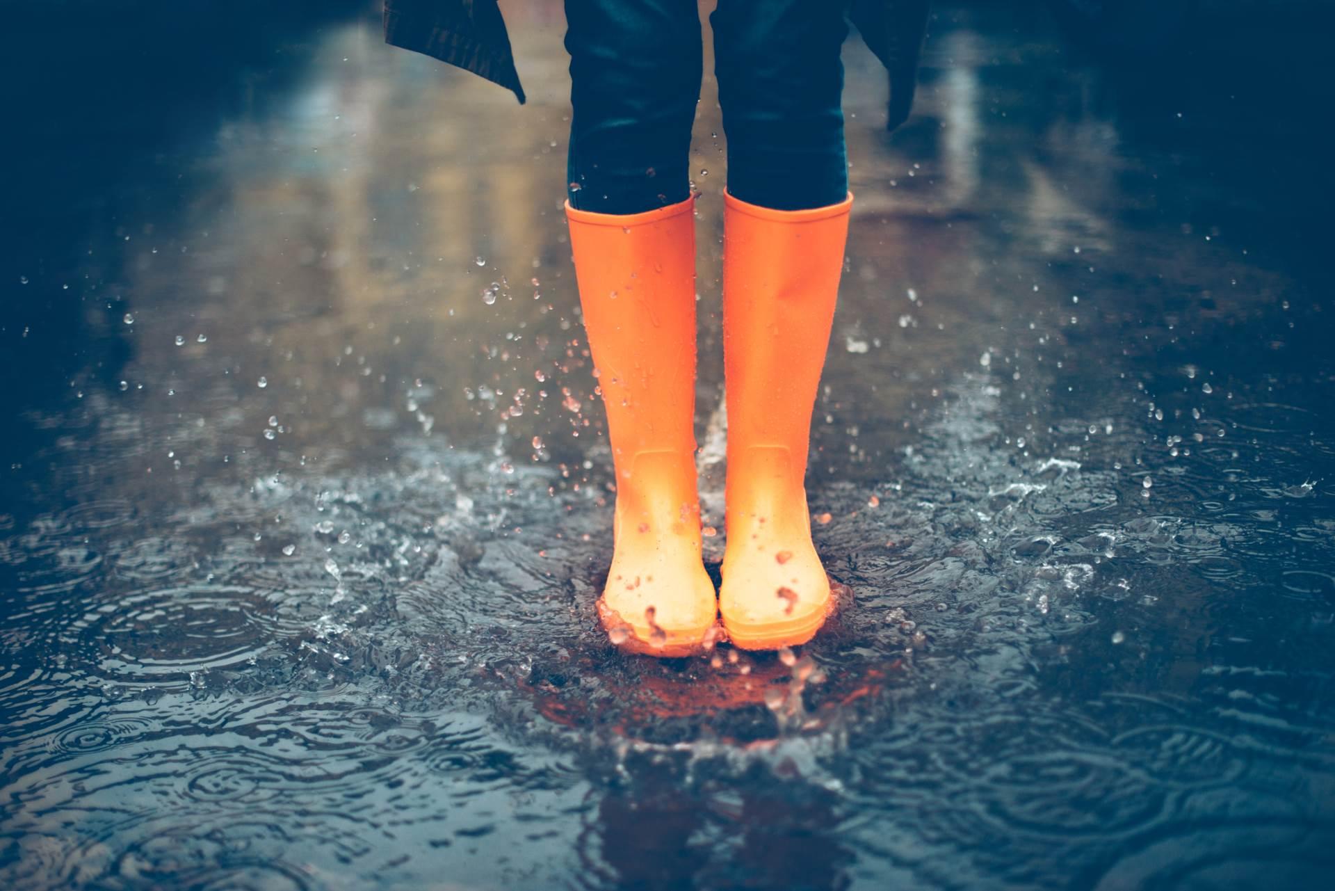 pljusak, kiša