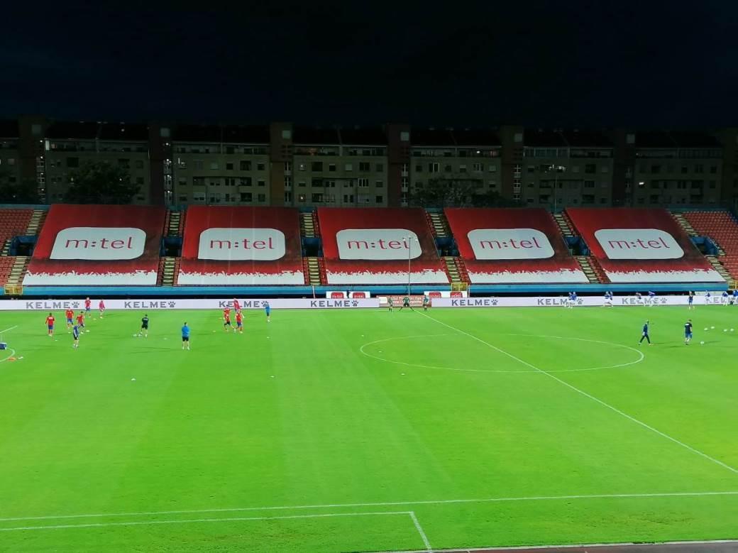 Gradski stadion, Borac - Krupa