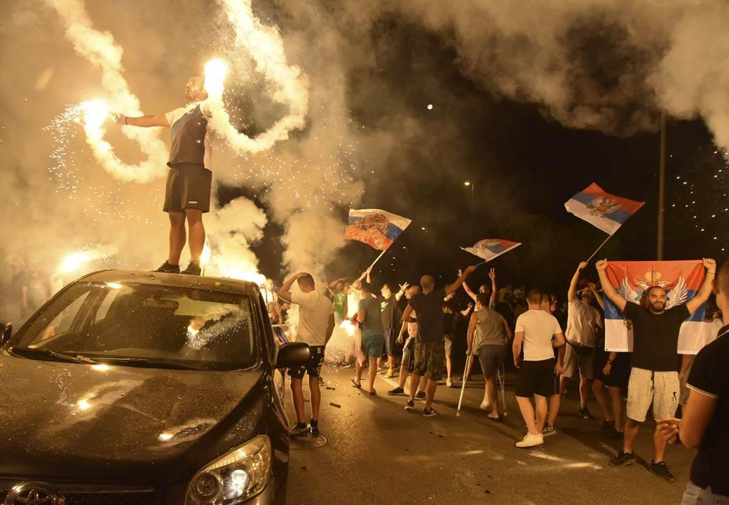 podgorica slavlje izbori crna gora