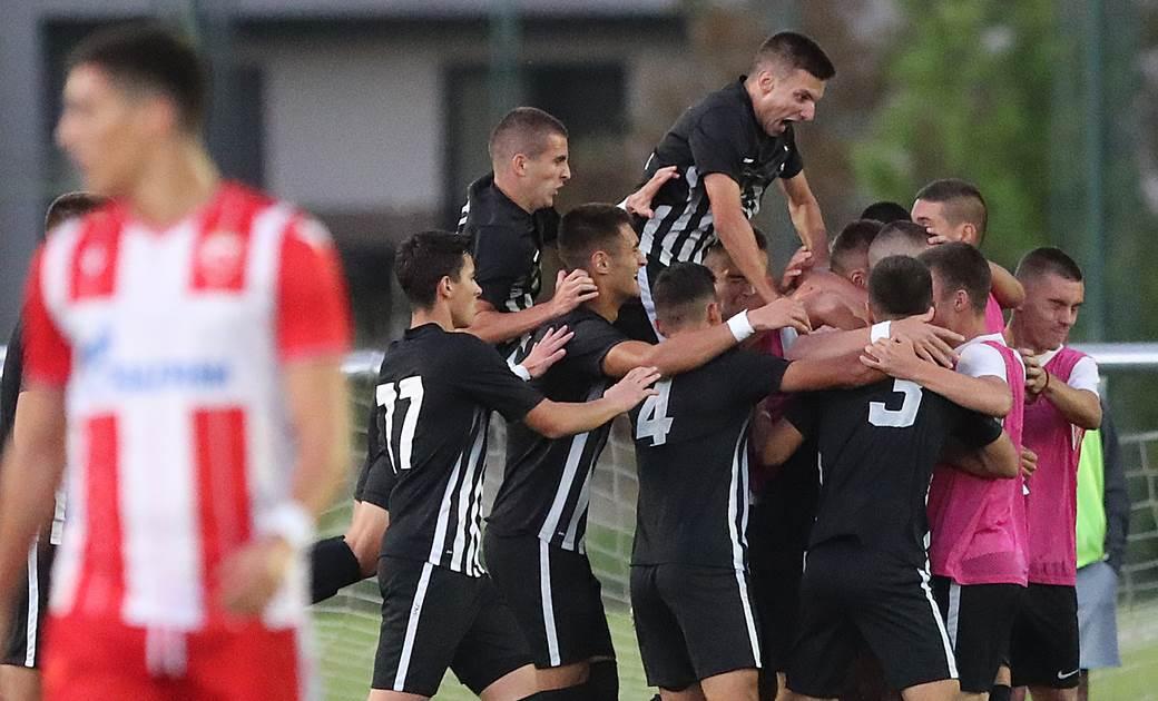 FK Partizan, omladinci