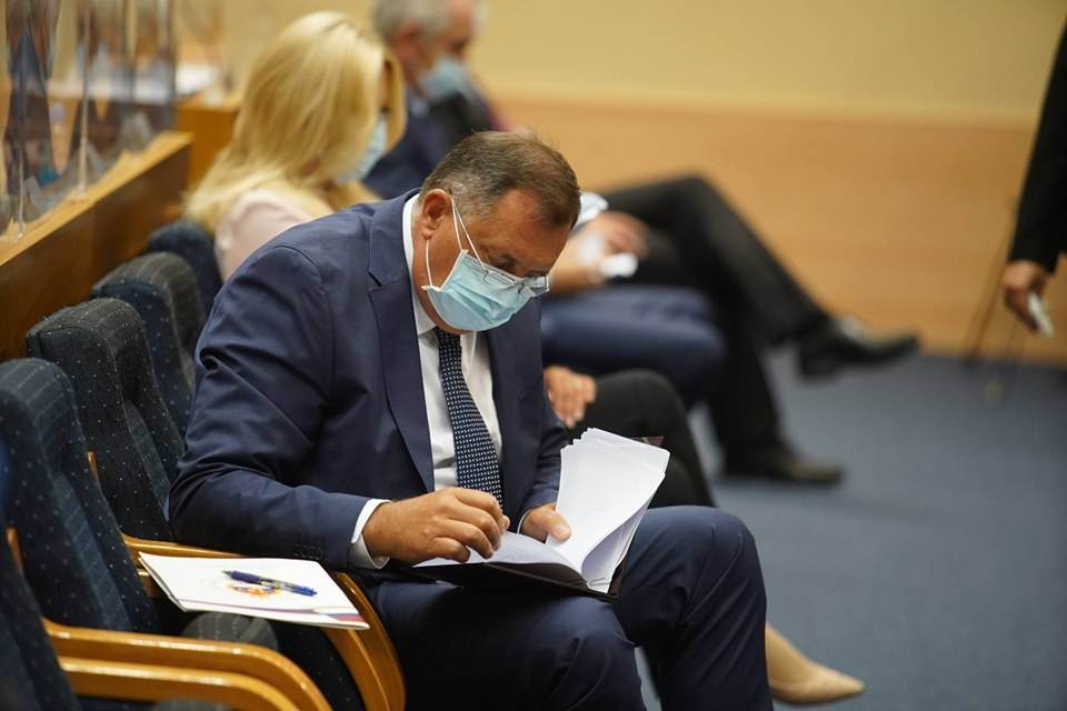 Dodik, nsrs, Skupština