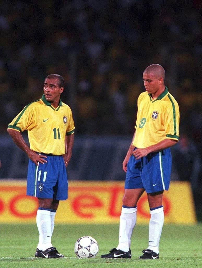Ronaldo, Romario