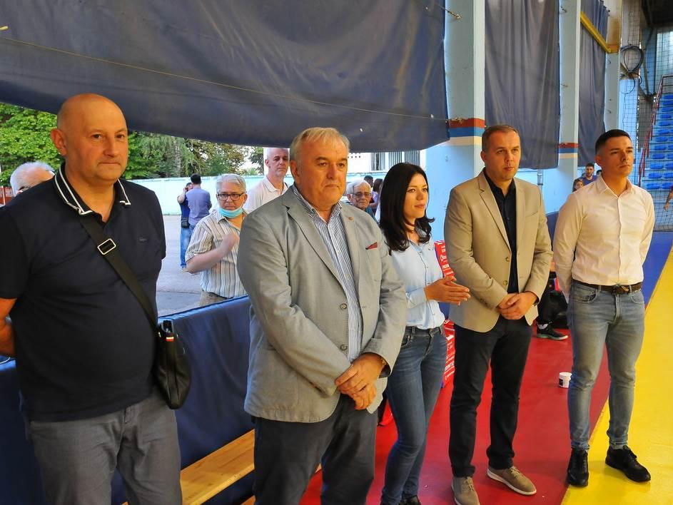 Vojislav Rađa, Marinko Umičević