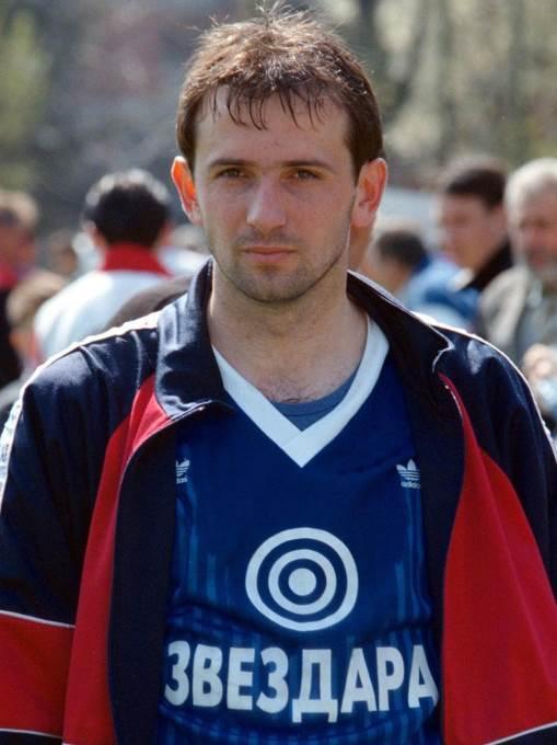 Vladan Lukić u aprlu 1999. u Beogradu