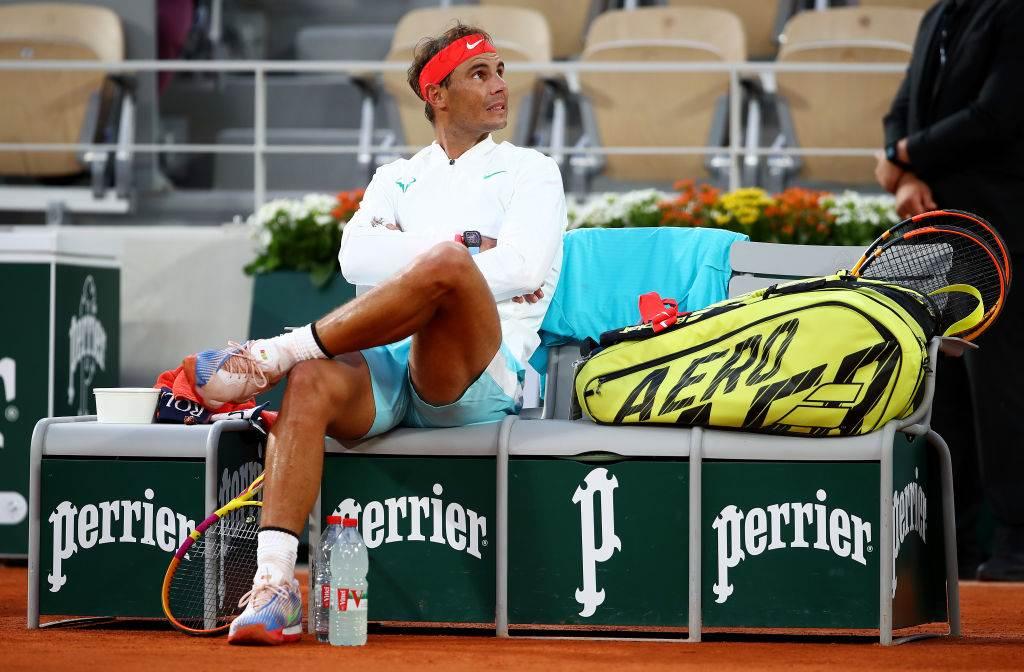 Rafael Nadal, Rolan Garos