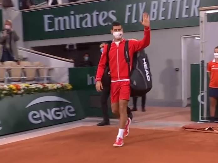 Novak, Đoković, Rolan Garos, tenis