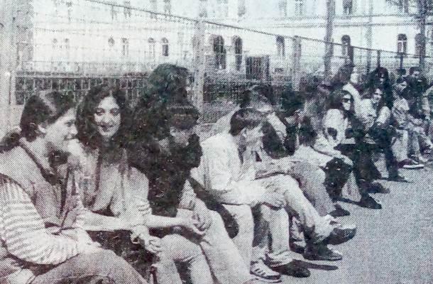 """Banjalučki """"parkić"""" u proljeće '95"""