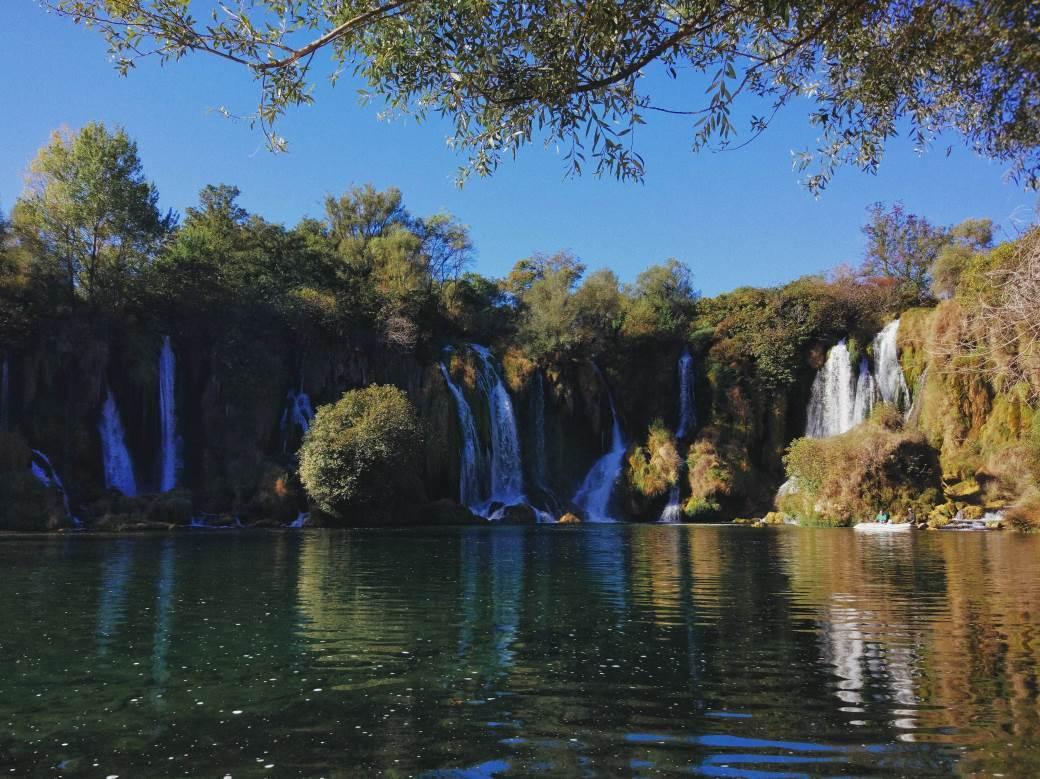 vodopad Kravica, Hercegovina