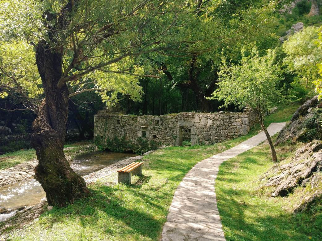 park prirode Peć Mlini, Hercegovina