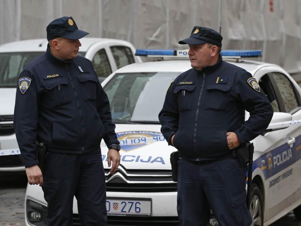 policjja, Hrvatska