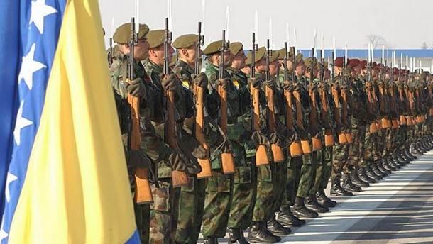 vojska bih, vojnici, oružane snage