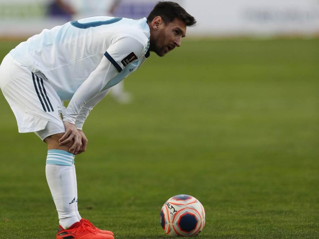 Lionel Mesi Argentina