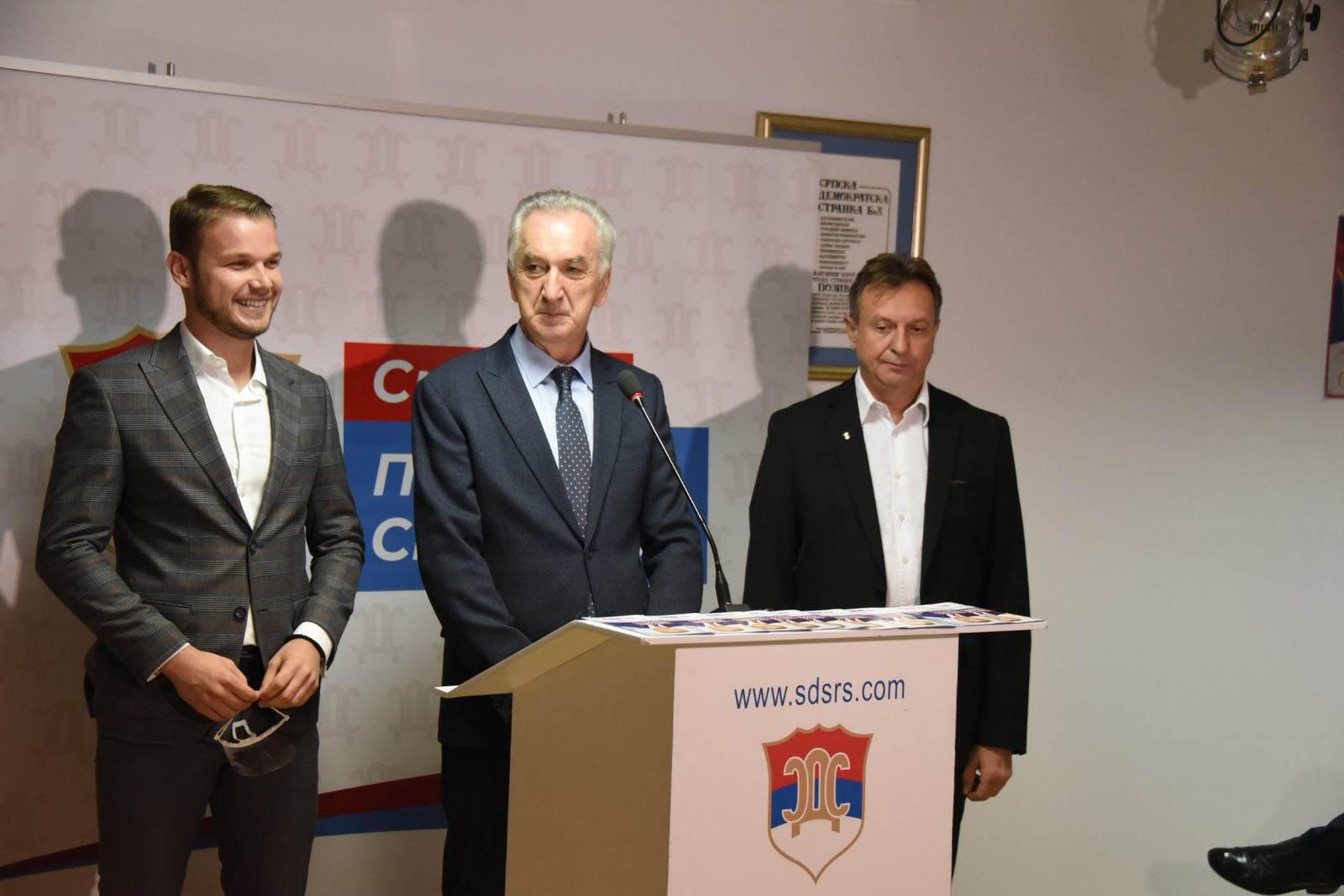 Šarović, Stanivuković