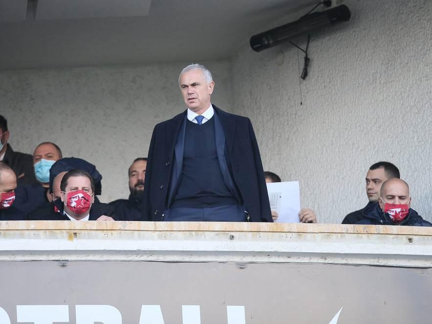 FOOTBALL;SUPERLEAGUE NATIONAL CHAMPIONSHIP;CRVENA ZVEZDA;RED STAR;PARTIZAN