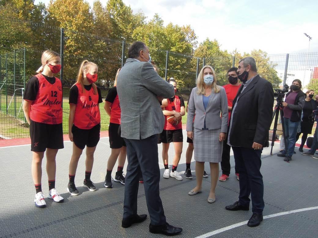 Basketaši, Dodik, Cvijanović, Radojičić