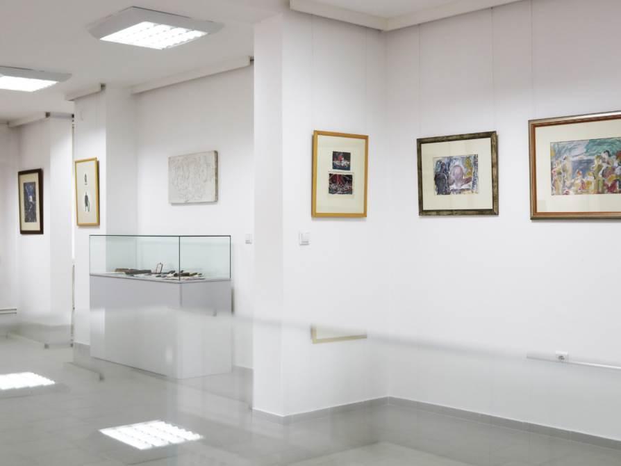muzej kozare prijedor, izložba