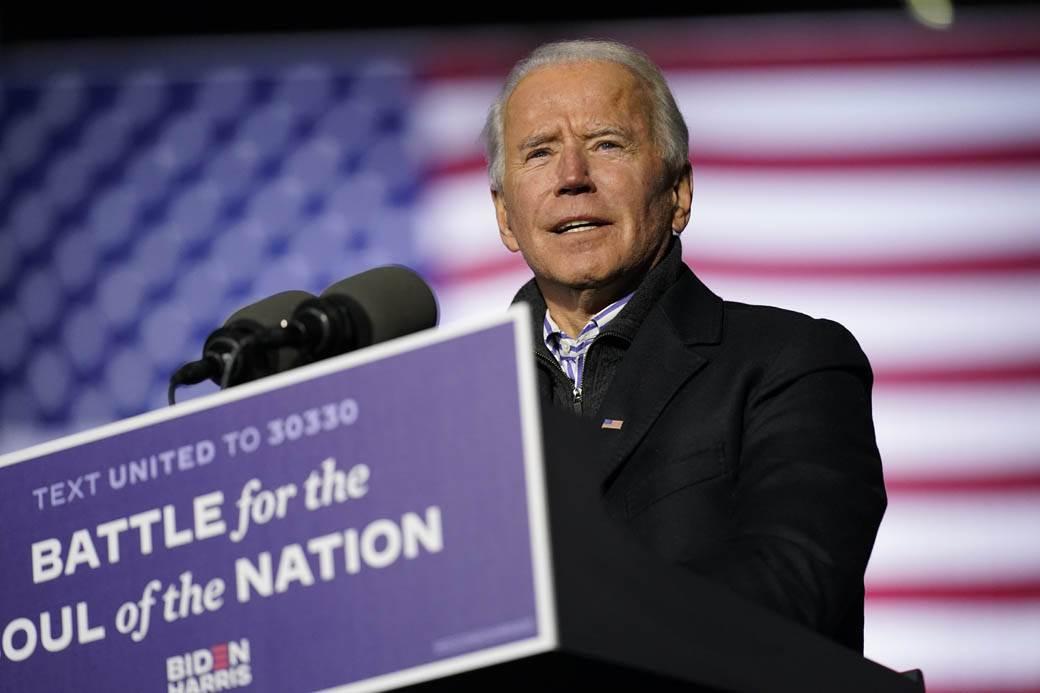 džo bajden amerika izbori