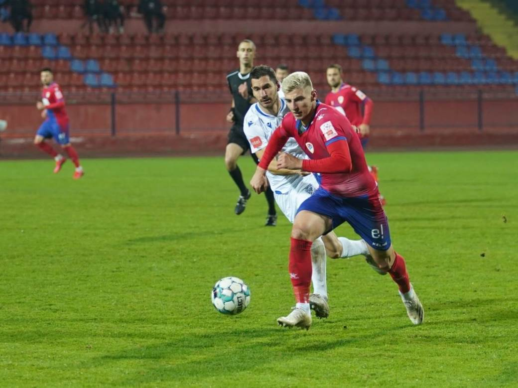 Jovo Lukić, Borac - Željezničar
