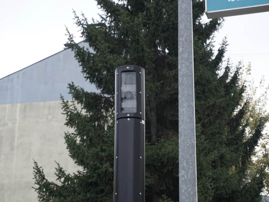 kamera, saobraćaj, radar