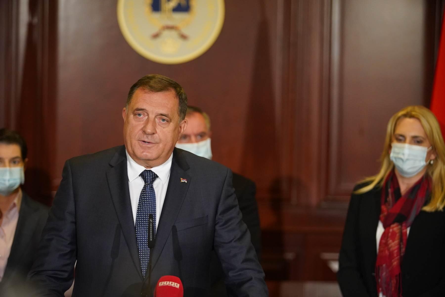 Vlada RS, Vlada Srbije, milorad dodik