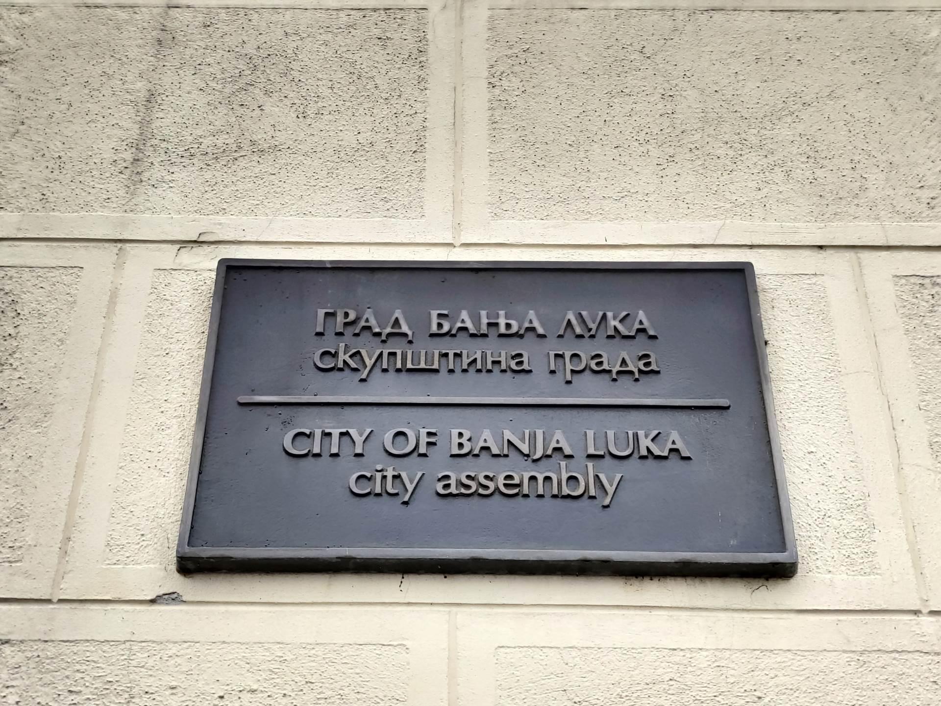 Banjaluka, grad Banjaluka, Gradska uprava, gradonačelnik