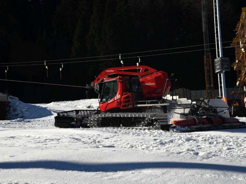 Jahorina, skijanje, snijeg