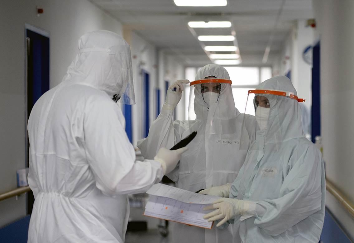 sarajevo, korona, koronavirus, bolnica