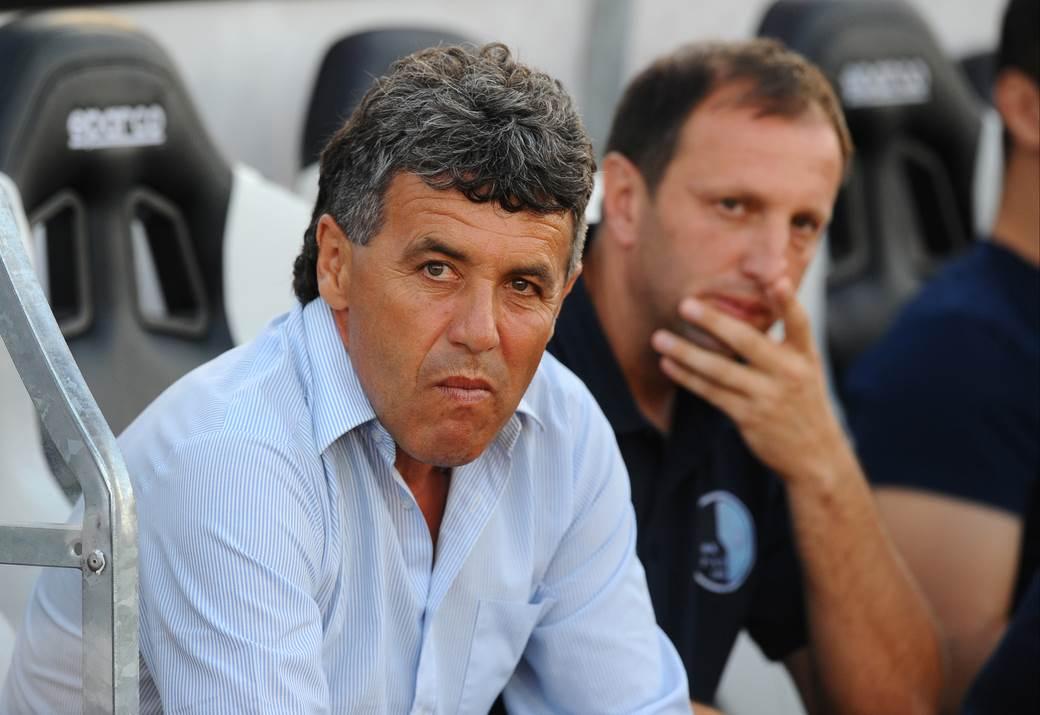 """Nebojša """"Maradona"""" Petrović."""