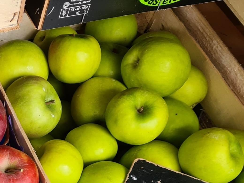 jabuke greni smit u gajbici
