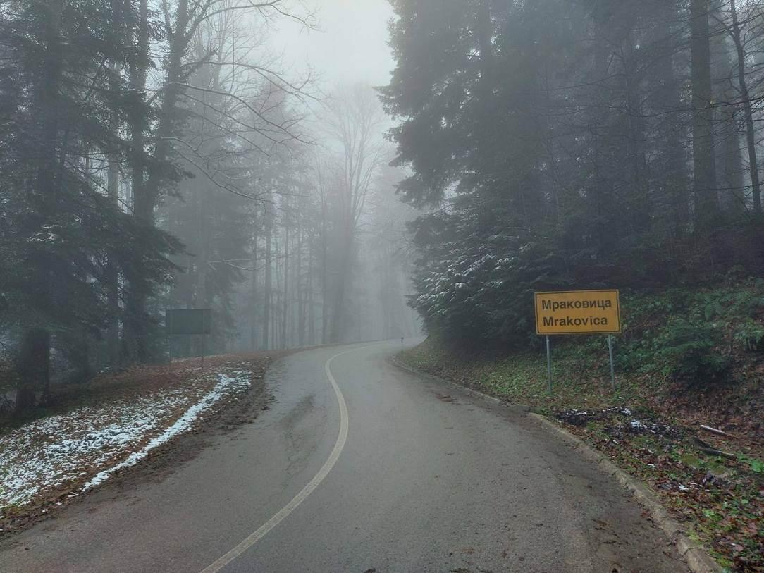 Mrakovica, Kozara