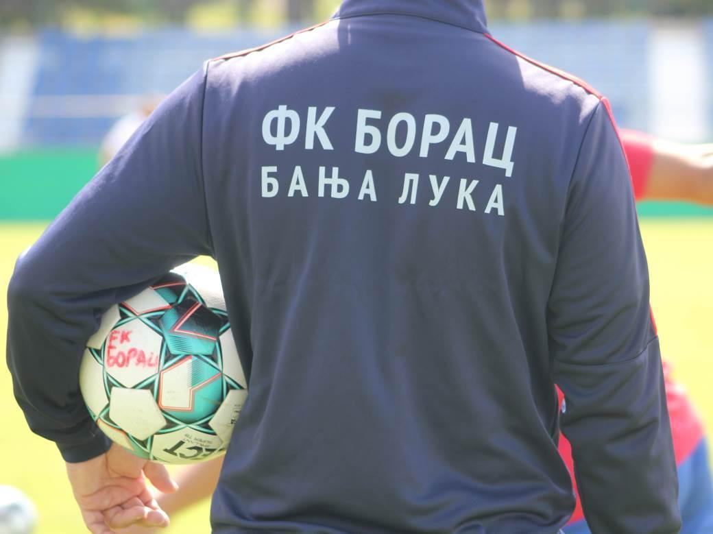 FK Borac pokrivalica