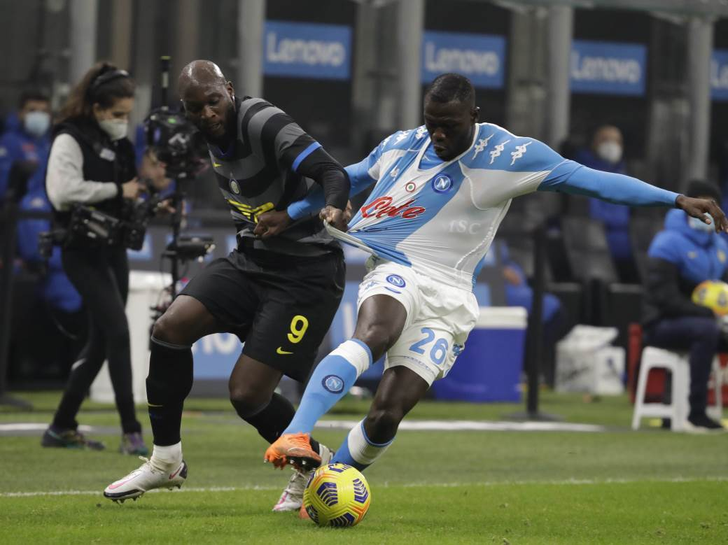Romelu Lukaku, Inter - Napoli