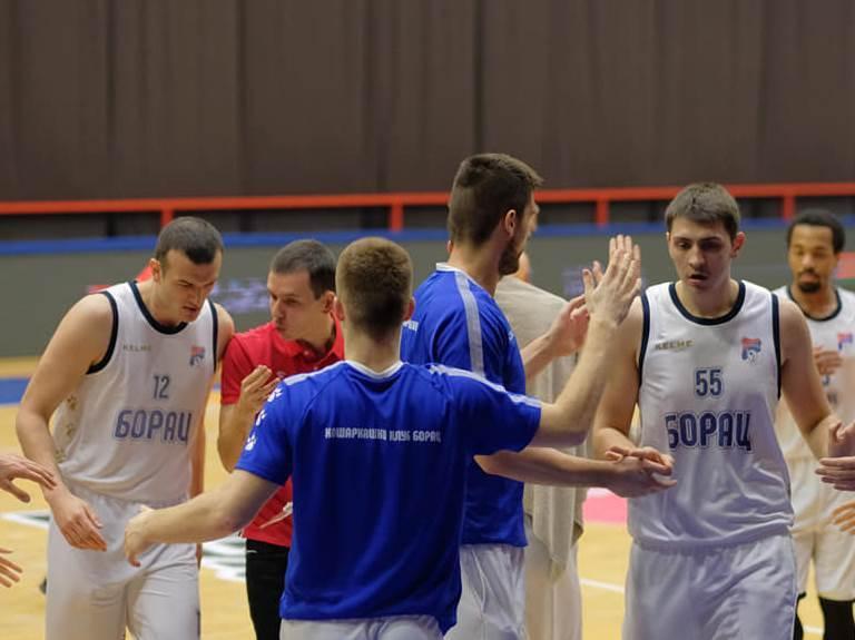 KK Borac, Stefan Glogovac