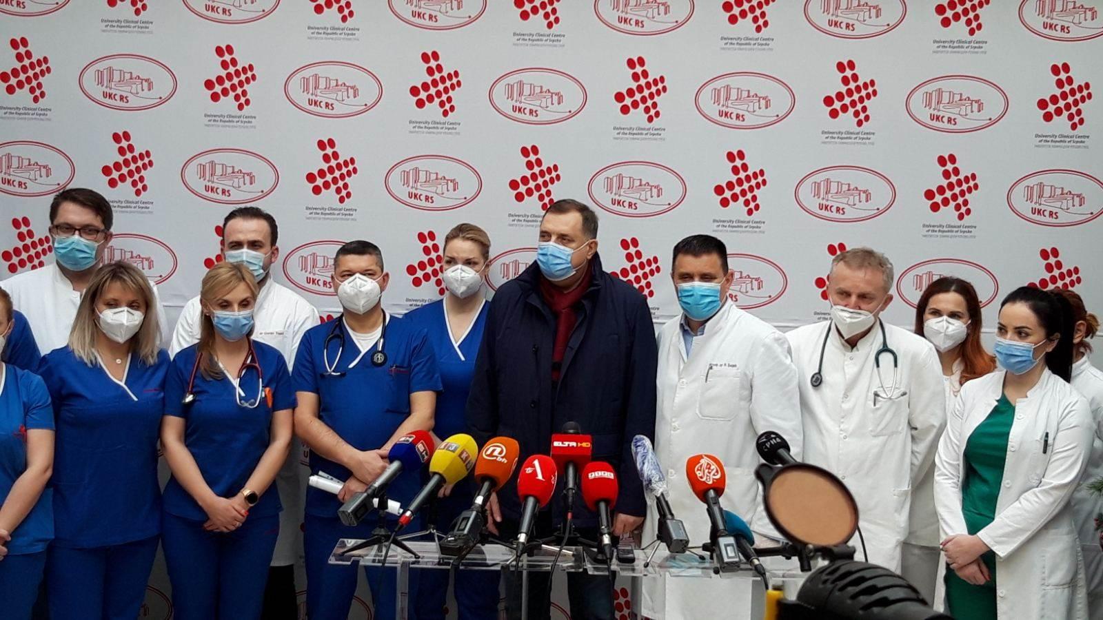 """Dodik izašao iz bolnice: """"Đajić je išao da mi zapali svijeću""""   Politika"""