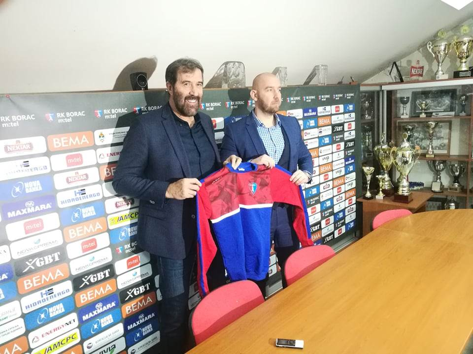 Veselin Vujović, RK Borac