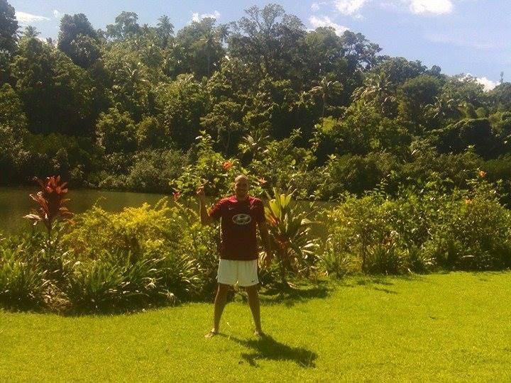 Ovako je na Fidžiju.